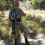 Local birder and photographer Kordeen Kor.