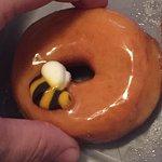Honeybee Doughnuts ภาพถ่าย