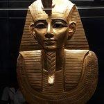 Not Tutankhamun,  but a nice one...