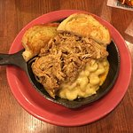 Mac & Cheese with pulled Chicken ~