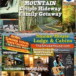 Jim Oliver's Smoke House Restaurant Lodge Cabins, South Cumberland State Park, Bluegrass Undergr