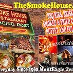 Jim Oliver's Smoke House Restaurant Lodge Cabins, Monteagel TN
