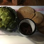 Guacamole and grasshoppers