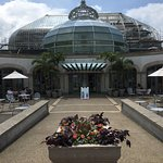 Entrance to Phipps Conservatory