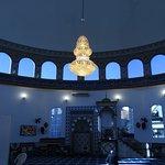 mesquita dentro