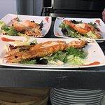 Algunos de nuestros platos especiales y de carta todos espectaculares y elaborados al momento ve