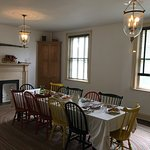 Dining Room at Washington Tavern, a stagecoach tavern