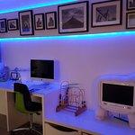 Forretningscenter (Business Center)