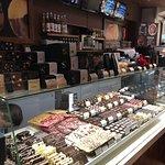 Pastries and chocolates at Karmello