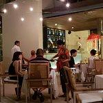 Sate night in Faces restaurant