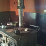 Old Stove From Sunken British Ship