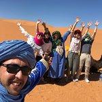 Camel & desert experience