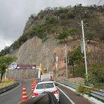 Llegando a Taxco
