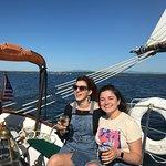 Perfect day on Lake Champlain!