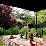 户外庭园餐厅
