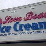 Love Boat Homemade ice Cream照片