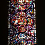 lots of stained glass