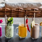 Selection of Inspirational Smoothies