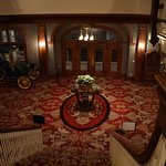 Photo of the Lobby from the grand staircase