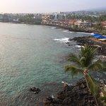 Royal Kona Resort : Surf n sunset