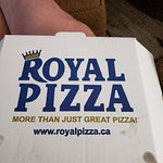 Royal Pizza Photo