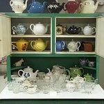 Teapots and Cream/Sugar Sets