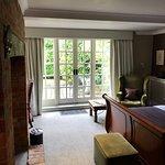 Sissinghurst room