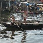 Boat at the Great Lake (Cambodia)