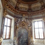 Ornate interior of Upper Belvedere