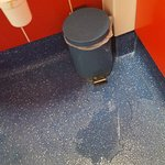 Filth at the Travelodge Bournemouth seafront