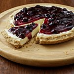 Our blue berry cheese pie is also one of our top sellers.