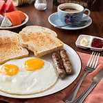 Enjoy our champion breakfast set to start your day.