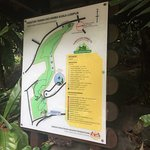Map of KL Forest Eco Park