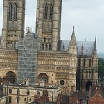 Lincoln Cathedral照片