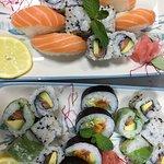 Eat Sushi Garibaldi