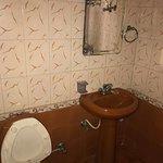 Family Room Bathroom