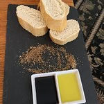 Breads with crushed pepper