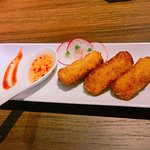 Special Seafood spring roll