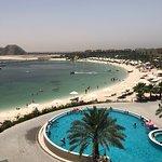 Foto de DoubleTree by Hilton Resort & Spa Marjan Island