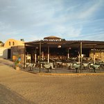 bar/ristorante sulla spiaggia
