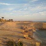 la spiaggia ultra-relax