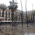 Gaudi's lamppost