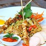 Mie Goreng Chicken