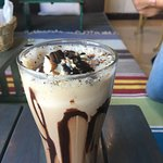 Davil's Own Frappe