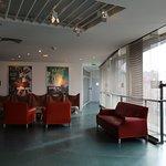Le hall du Cinéma du TNB © DR
