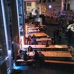 Le Bar-Restaurant du TNB © Louise Quignon