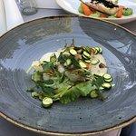 L'Entre Villes Restaurant: Flott restaurant i hyggelig atmosfære