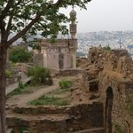 Golconda Fort照片