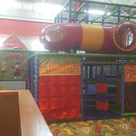 Lovely soft play area for young children xx