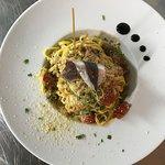 spaghetti alla siracusana